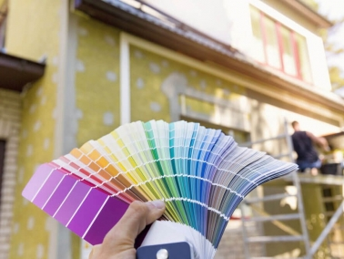 Nash Painting exterior painting colors